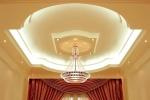 устройство освещения в зале