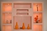 оранжевые тона в дизайне