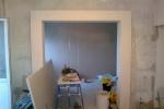 оформление стенки в гостинной