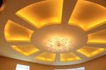 освещение фигурной конструкции