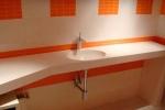 дизайн в оранжевых тонах