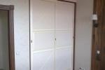 гипсокартон встроенный шкаф