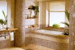 полочки в ванйо комнате