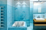фото кафеля в ванной