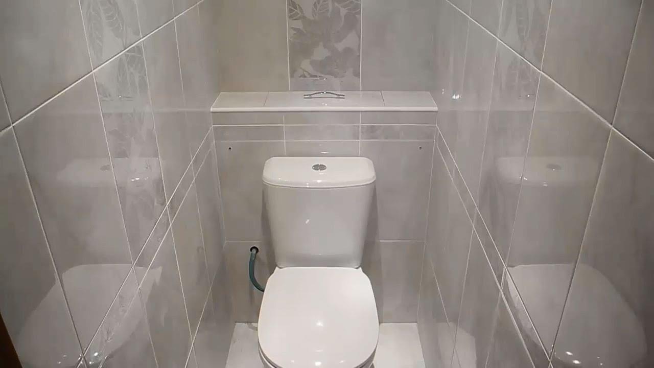 Как сделать короб в туалете из гипсокартона фото 846