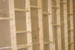 конструкция деревянного каркаса