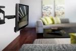 телевизор на штатие в спальне