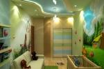 покраска детской спальни