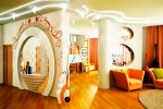 цветовой оформление комнаты