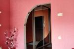 интерьер комнаты в розовых тонах