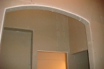 арка в проеме