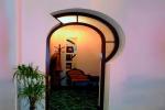 дизайн арки из гкл
