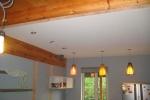 гипсокартона в деревянном доме