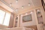 крепление светильников в комнате
