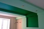 вариант покраски стен и потолка