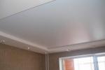 готовый потолок в комнате