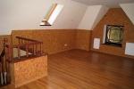 монатаж листов материала на потолок