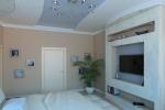 отделка потолка и стен
