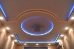 подсветка в зале