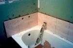 обшивка ванной кафелем