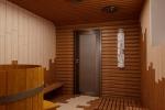 дизайн моечной комнаты