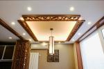 стены и потолок с освещением