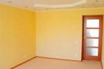 стены и потолок спальне