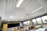 устройство подсветки на потолке