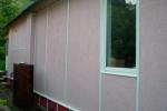 покраска гипсокартона на фасаде