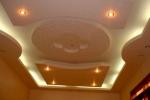конструкция парящего потолка