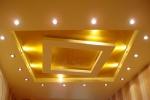 дизайн парящего потолка