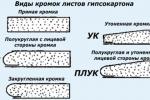 схема фаски материала