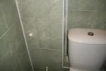 отделка кафелем в туалете