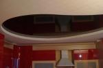 комбинированный потолок из гкл