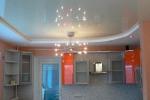 двухуровневый потолок в прихожей