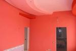 оформленеи комнаты в красных тонах
