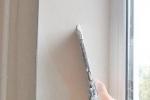 покраска стенки
