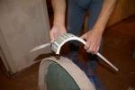 скибание листов гипсокартона