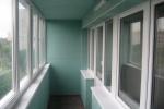 балкон гипсокартоном