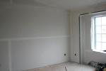 пример выровненных стен в комнате
