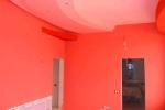 покраска стен в розовый цвет