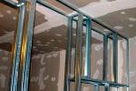 пример ширины стенки из ГКЛ