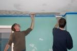 отделка и ремонт потолка
