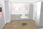оформление комнаты в светлых тонах