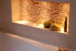 дизайн ниши в ванной