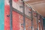 монтаж профилей на стену
