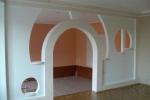 арка в интерьере квартиры