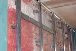 каркас на стену