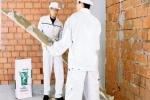 монтаж материала на стену