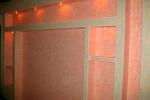 стены в розовых тонах
